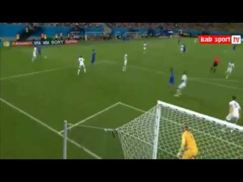 Mario Balotelli Goal Italy vs England 2 1 World Cup 2014