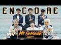 Lagu GOT7_MY SWAGGER MV REACTION by ENCORE