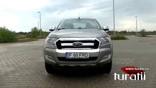 Ford Ranger 2.2l TDCi AT6 4x4 explicit video 1 of 3
