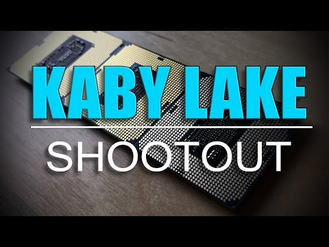 Is Kaby Lake worth it?? Gaming Benchmarks