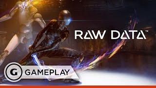 Raw Data - VR Action Combat Gameplay