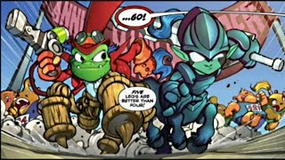 Skylanders Issue #8: The Fast and The Spurious