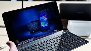 New Asus Transformer Book Chi T90 Review - CES 2015