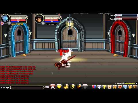 Kingkiller2013 - AQW Starlord Class BB 1v1 PvP With Enhancements