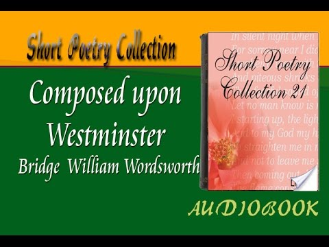 the daffodils and composed upon westminster