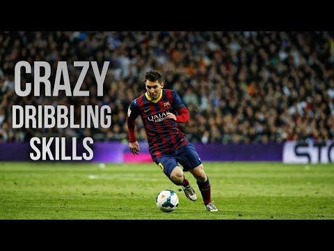 Lionel Messi ● Crazy Dribbling Skills ● 2014