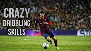 Lionel Messi ● Crazy Dribbling Skills ● 2014