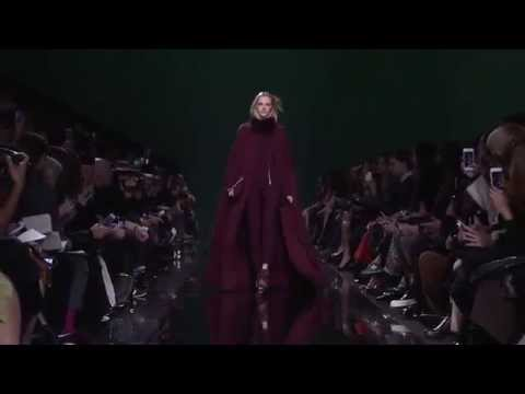 ELIE SAAB Ready-to-Wear Autumn Winter 2014-2015 Fashion Show