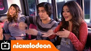 Victorious | Five Fingers To The Face | Nickelodeon UK