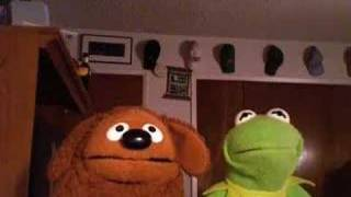 ADAM RAY: Kermit Shows Rowlf the Dog