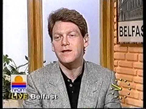 Ben Elton & Kenneth Branagh TVam 1991