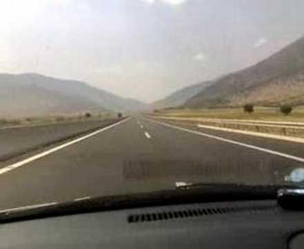 Εγνατία Θεσσαλονίκη - Ιωάννινα / Greece: National Road A2 Thessaloniki to Ioannina