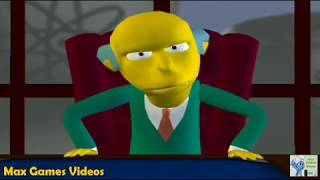 The Simpsons Road Rage Gameplay en Español (PS2)