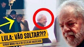 MORO SOLTOU LULA? | Sérgio Moro(Rodrigo Vilela) sobre celular, Lava Jato| DIARIO SEMANAL