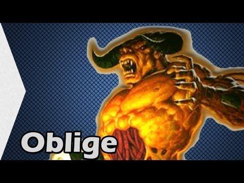 Oblige: Gerador de mapas para Doom 2