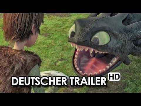 Drachenz 196 Hmen Leicht Gemacht 2 Trailer 3 2014 Deutsch German Hd Youtube
