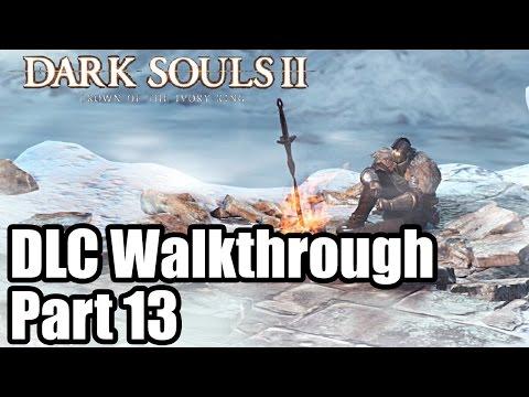 Dark Souls 2 DLC Walkthrough - Crown of the Ivory King - Part 13