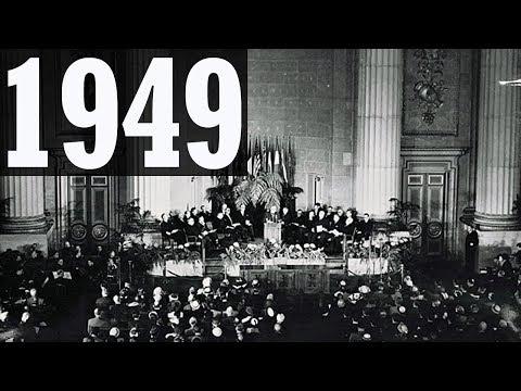 1949 - NATO's Anxious Birth (Jamie Shea's History Class)