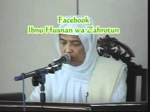 Ibnu Hz Ceramah Agama K.h.asrori - Inilah Tashawuf 1.mpg video