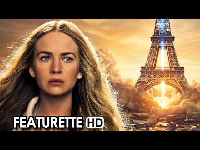 Tomorrowland Featurette 'What Is Tomorrowland' (2015) - George Clooney, Britt Robertson HD