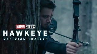 Marvel's Hawkeye   Official Trailer [HD]