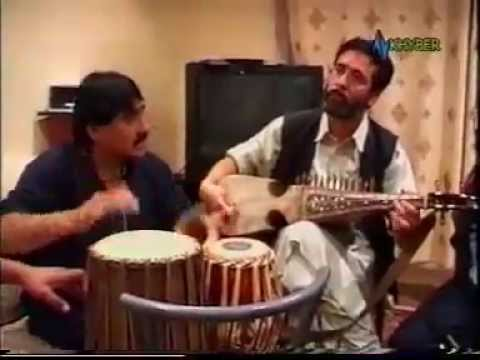 Rabab With Ismail Shahid In Uk  -  2008 video