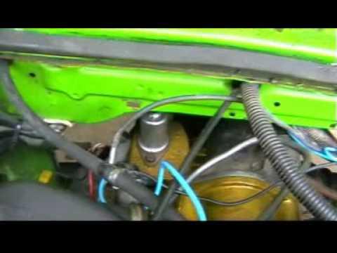 Vw T25 1.9 diesel Conversion