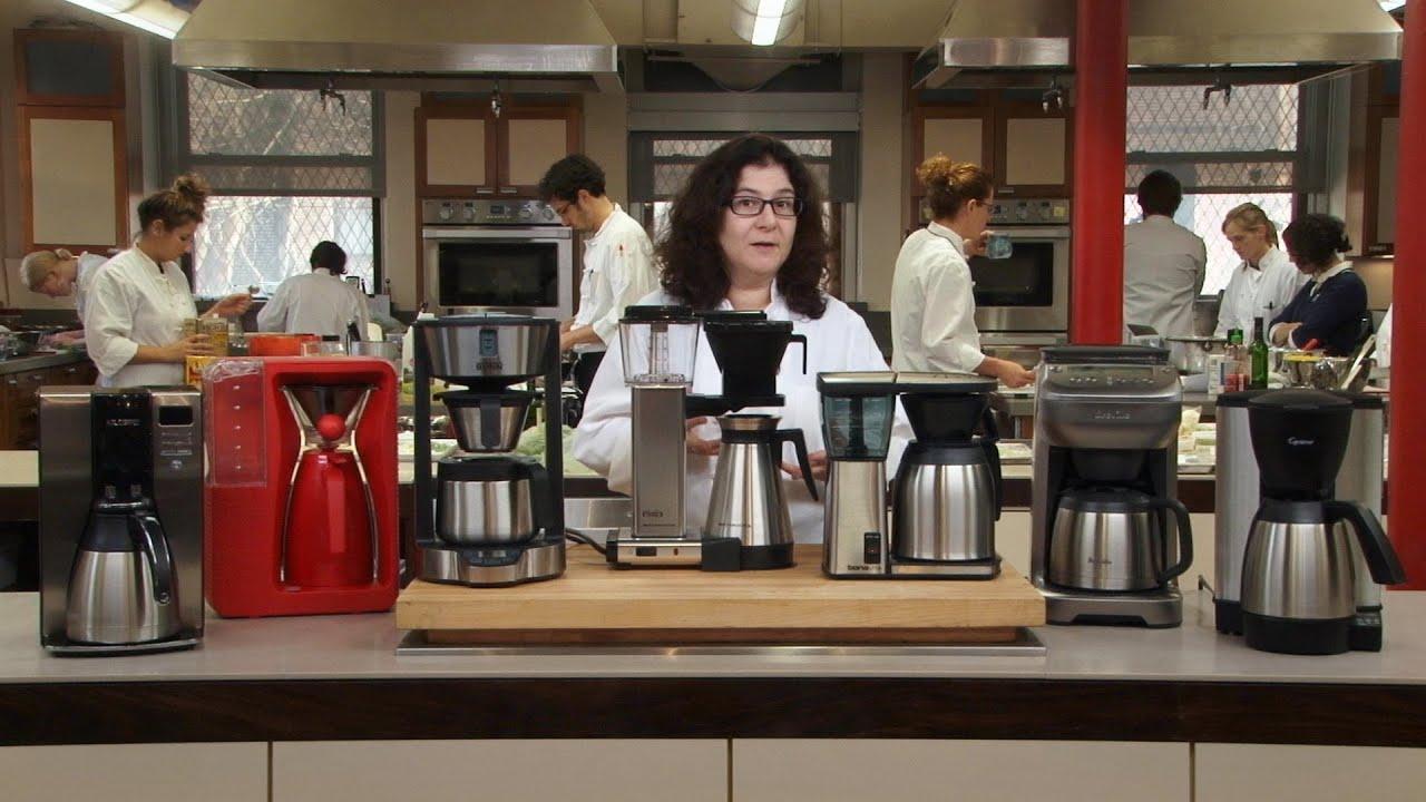 America S Test Kitchen Best Coffeemaker
