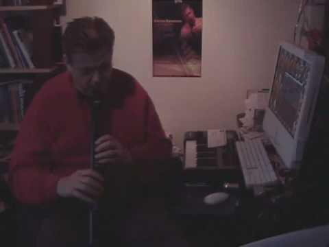 "Nardis on Akai EWI USB and ""The Trumpet"" (vst) by Samplemodeling"