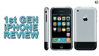 Apple iPhone 1st Gen (in the UK) Review