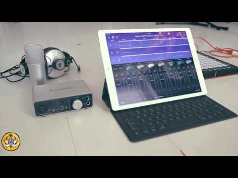 iPad pro Music Production Review