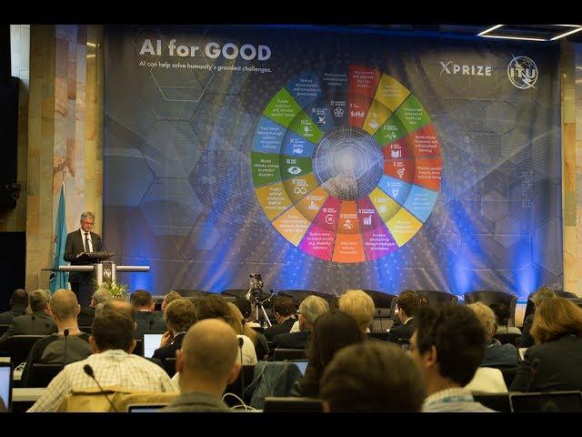 Audi、シュタートラーCEOがジュネーブの国連会議で人工知能について演説