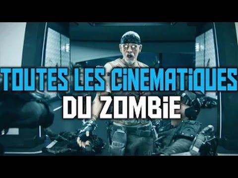 Toute l'histoire de l'Exo Zombies en cinématiques! (Advanced Warfare FR)