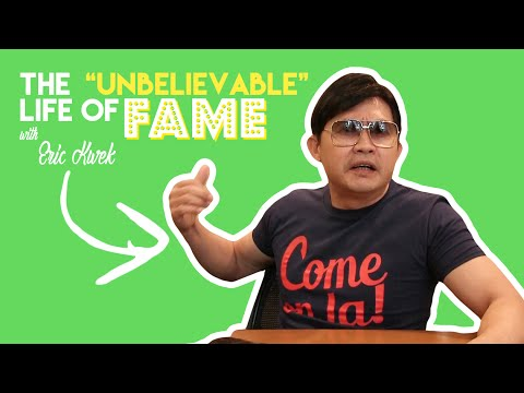 The Unbelievable Life of Fame with Eric Kwek (starring Chen Tian.