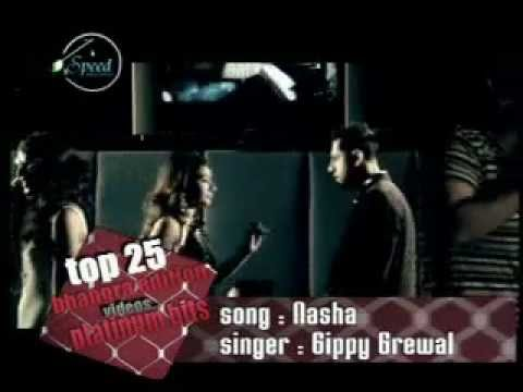 Nasha Gippy Grewal Remix By Dj Inderjeet Singh.wmv video