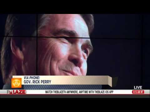 Governor Rick Perry - TheBlazeTV - The Glenn Beck Radio Program - 2013.03.19