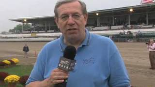 Final - 2009 Little Brown Jug - USTA Harness Racing Ron Pierce and Well Said