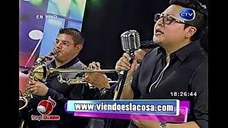 Alex Rivas Y Su Agrupaci?n Inc?gnito HASTA AYER - ÁMAME (Acústico en Tropicalísimo)