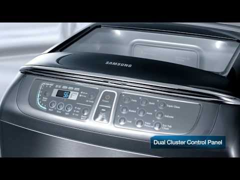 Samsung washing machine the new wobble technology - Washing machine new technology ...