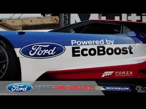 Ford GT: 2016 Race Locations (IMSA and FIA WEC)