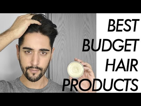 Best Budget Hair Styling Products For Men Tried And Tested Part 3 Men