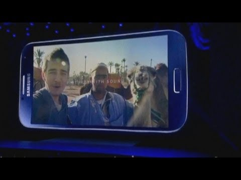 Samsung Galaxy S4: Latest smartphone unveiled S4 in New York