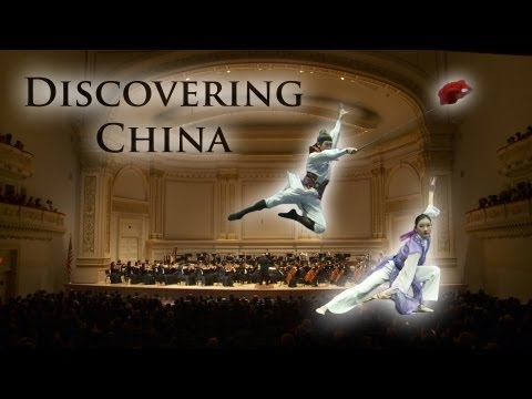 Discovering China - Shen Yun Symphony Orchestra, Chinese Dance & Art