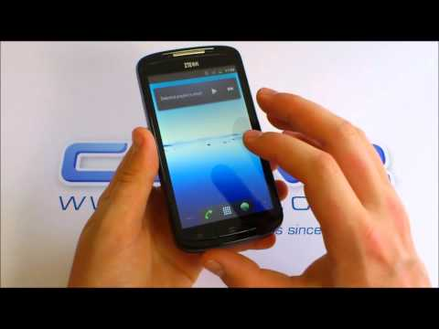 ZTE Skate (Android Handset) Hands On