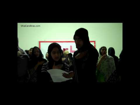 Mujh Pay Kyon Band Kertay Ho Pani By Sis Fatima video