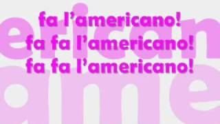 Yolanda Be Cool - We No Speak Americano Lyrics