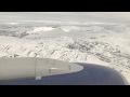 IPHONE 7 / Ankara-Erzurum Arası Uçuş Görüntüleri (Kalkış-İniş ve Mükemmel Kar Manzaraları)