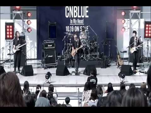 Cnblue - In My Head (yonghwa Guitar heritage Les Paul) video