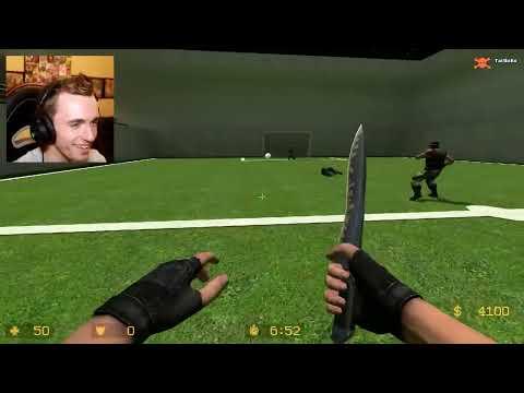 RESPECTEZ MON AUTORITÉ ! - Ba_jail (Counter-strike: Source)