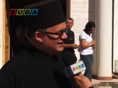 Reportaze TV Duga SAT - Dan Manastira Sv. Georgija (Sokolica) - Romanija 2011 (2 deo)